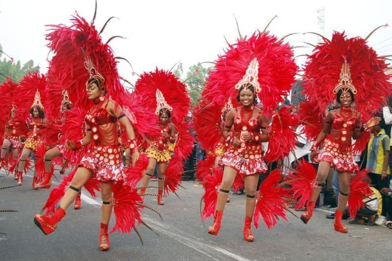 Calabar Carnival in Nigeria