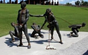 The Calabar slave trade museum
