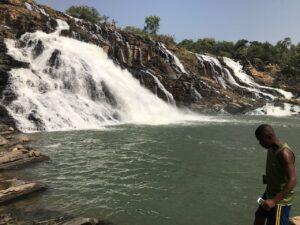 The Gurara Falls