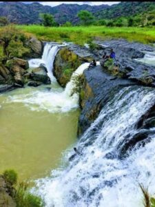 Mafara Falls