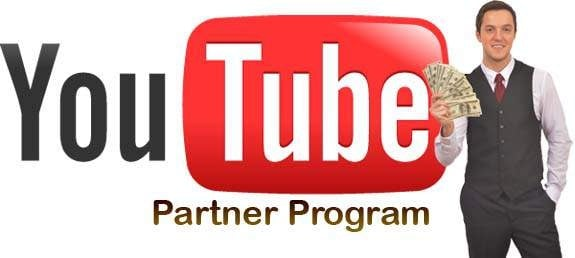 Make money on youtube via partnership progran