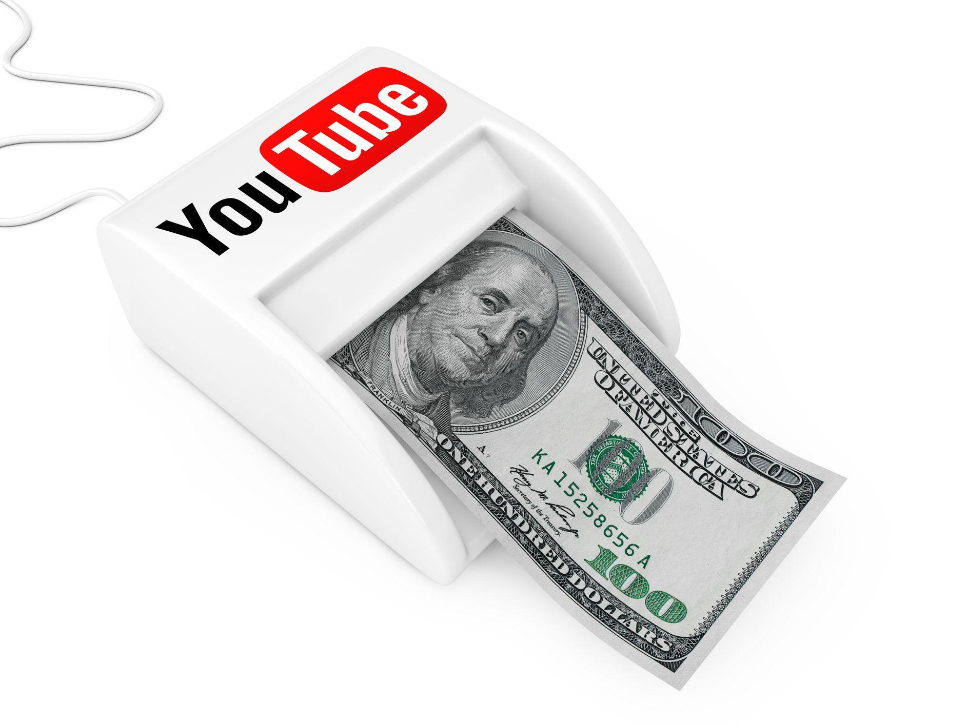 money money on youtube