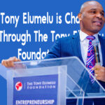 how tony elumelu is changing lives through TEF